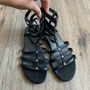 Stuart Weizman Gladiator Sandals